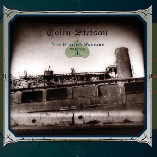 Best Jazz 2007 - Colin Stetson - New History Warfare, Volume 1