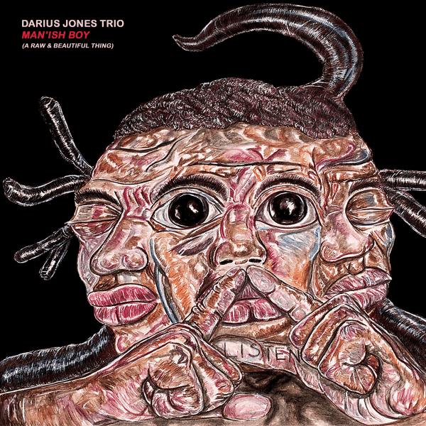 Best Jazz 2009 - Darius Jones Trio - Man'ish Boy (A Raw & Beautiful Thing)