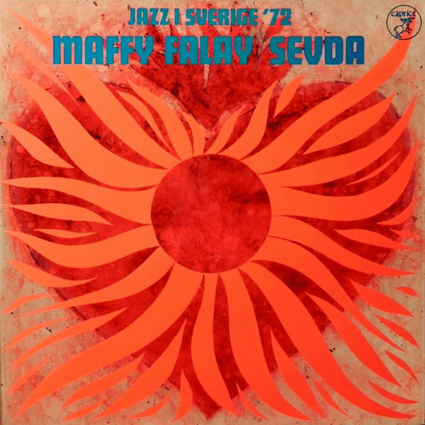 II.5 - Maffy Falay, Sevda -- Jazz I Sverige '72
