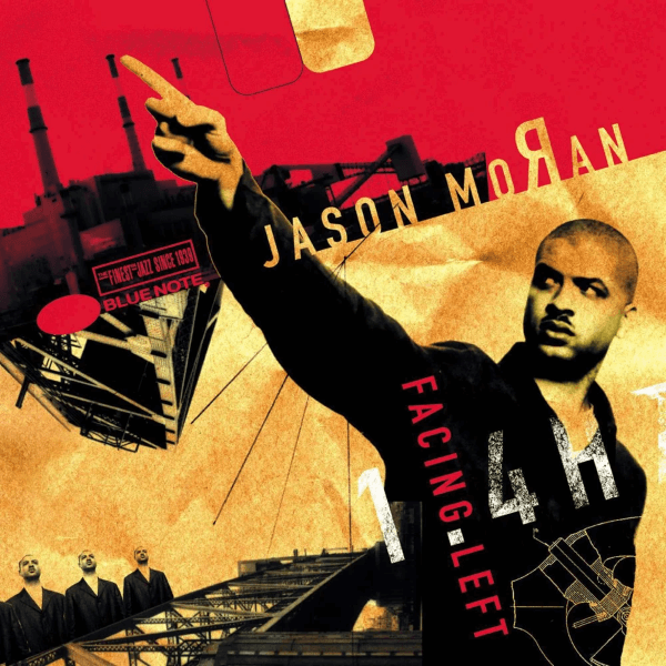 Jason Moran - Facing Left
