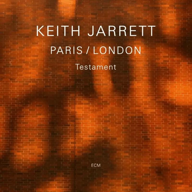 Keith Jarrett - Piano Solo  Paris London Testament