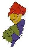 New Jersey Regions Small ©bestofnj.com