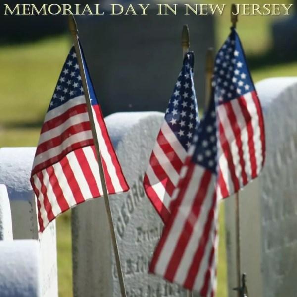 NJ Events: NJ Memorial Day