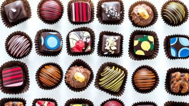 NJ Chocolate truffles