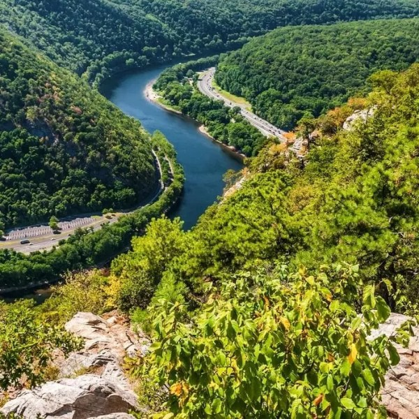 NJ Travel-Delaware Water Gap