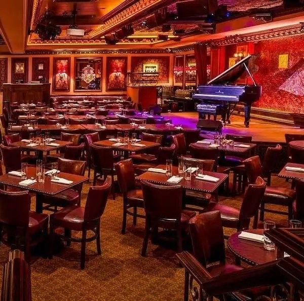 54 Below Interior