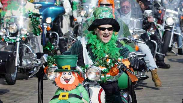 Atlantic City St. Patrick's Day Parade