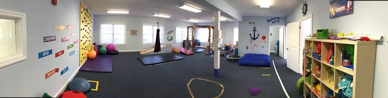 Shore Kids, Sensory Gyms