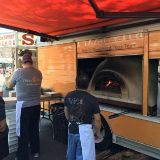 Food Truck Festival - Pizza Vita