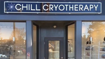 Chill Cryotherapy Hero