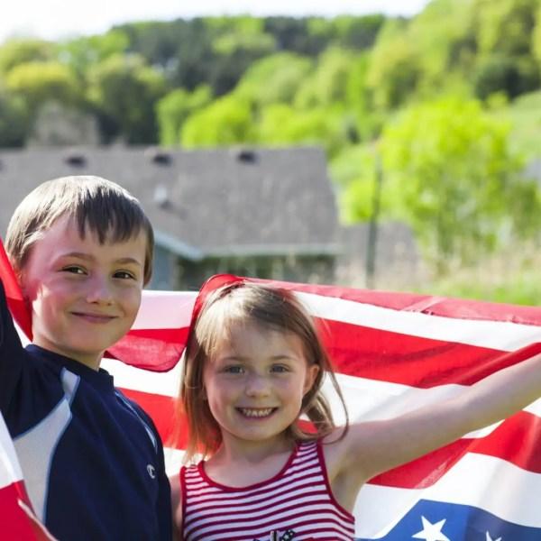 Kid-Friendly Fourth of July