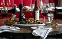 Horseneck Tavern Dinner and Red Wine