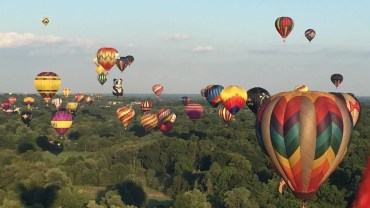 Go Up, Up and Away at NJ's Balloon Festivals