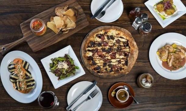 Best Outdoor Eateries