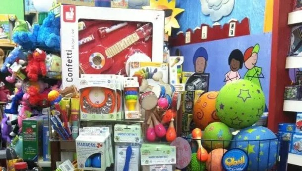 Toy Stores