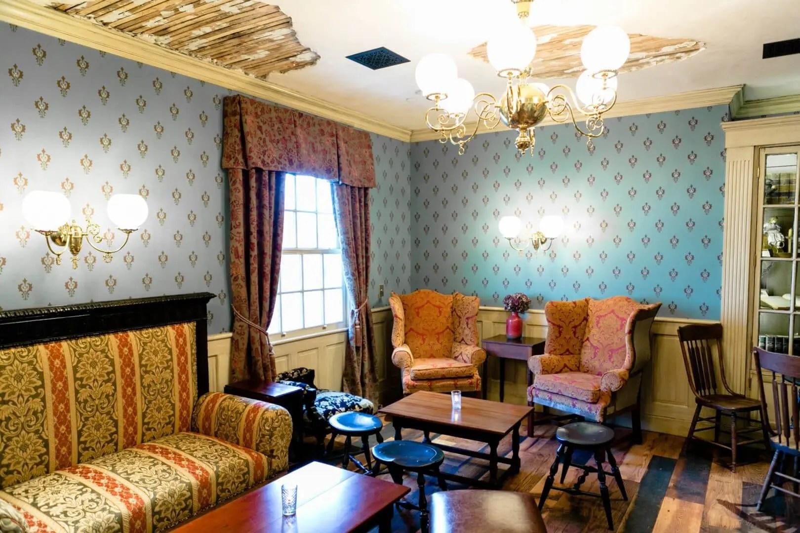 The Barrow House Interior