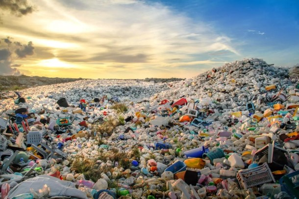 Reducing Household Plastic Waste for Earth Day