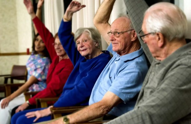 seniors, september activities
