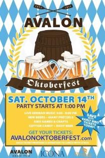 Avalon Oktoberfest