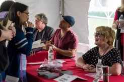 festival of books, morristown