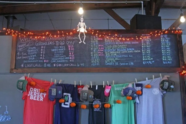 glasstown brewing company, glasstown brewing