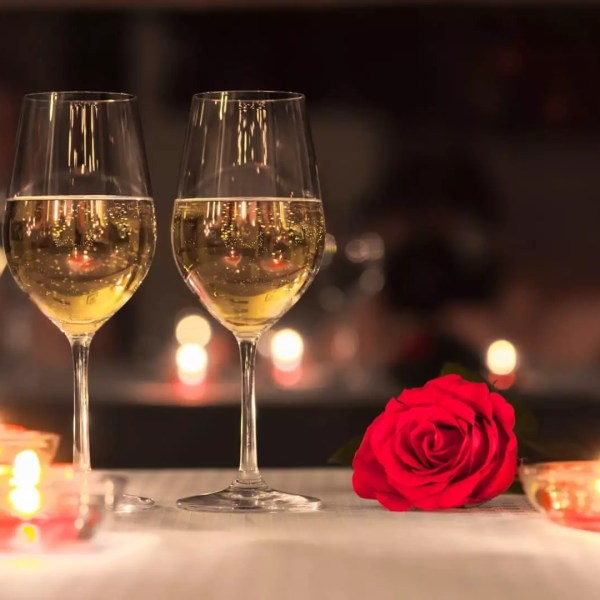 wine lovers, valentine's day