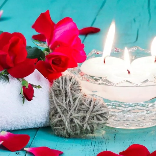 valentine's day, pampered