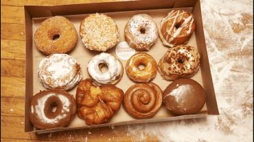 best donut shops, donut shops, donut