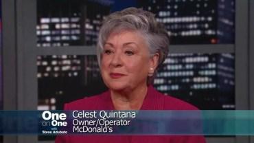 Celeste Quintana McDonald's