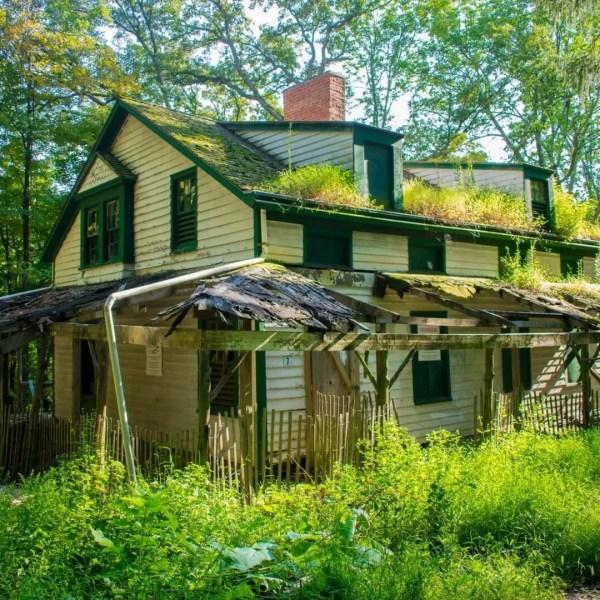 Jersey Through History: The Deserted Village of Feltville
