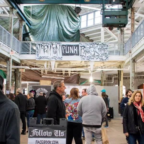 Trenton Punk Rock Flea Market