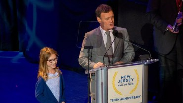 10th Anniversary New Jersey Hall of Fame Induction Ceremony