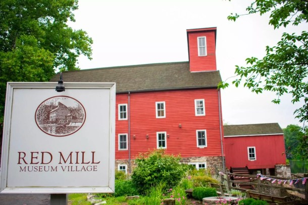 Jersey Through History at The Red Mill Museum Village