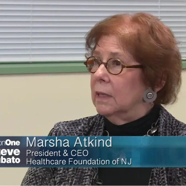 Photo of Marsha Atkind from the Healthcare Foundation of New Jersey