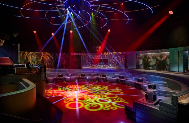 DAER Nightclub at Hard Rock Hotel & Casino Atlantic City