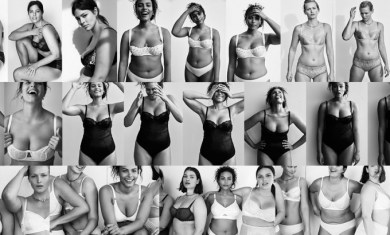 The beauty in sizes