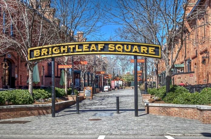 Brightleaf Square Durham NC
