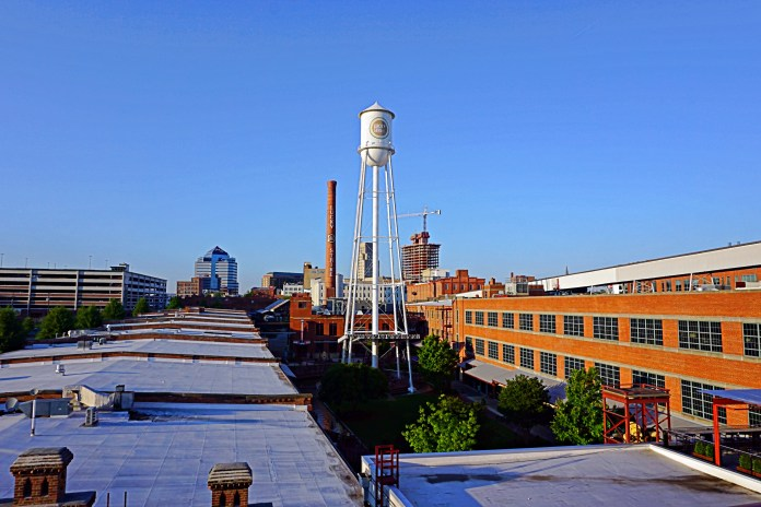 American Tobacco Campus A Durham Landmark Best Of The Bull