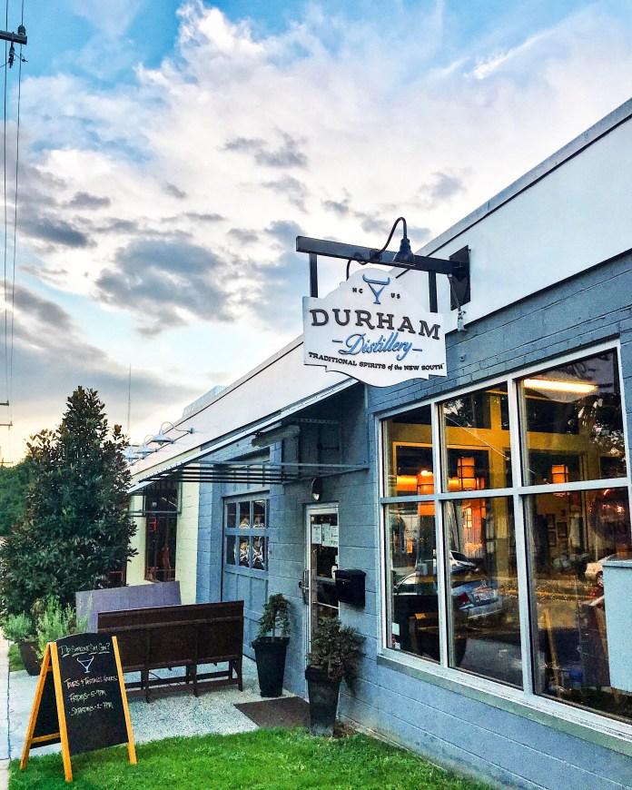 Durham Distillery durham nc date idea