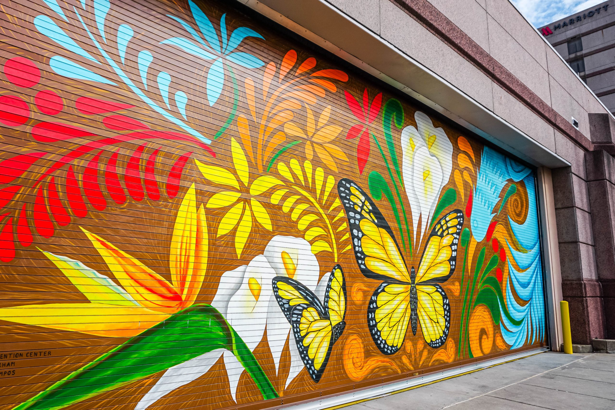 Self Guided Tour Of 20 Downtown Durham Murals And Public Art Mapped Best Of The Bull