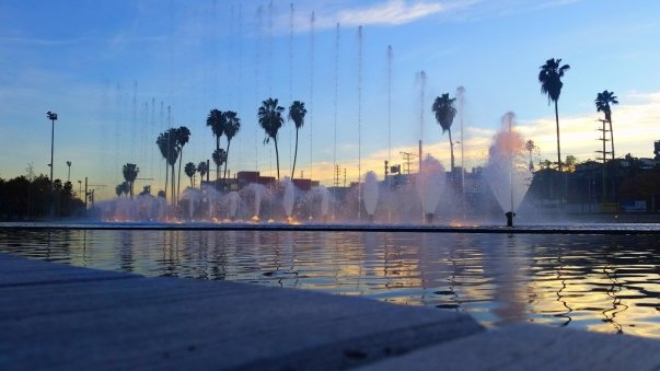 Fanfare Fountains San Pedro