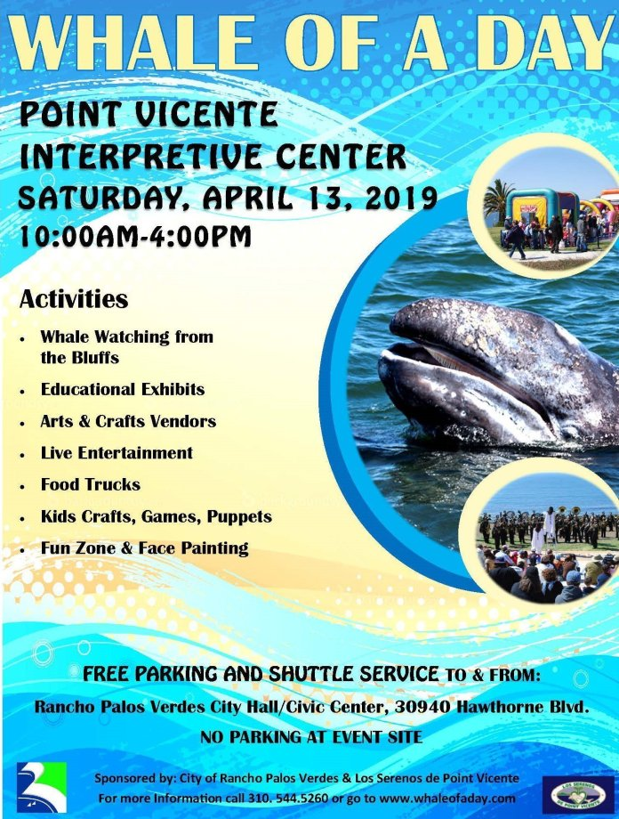 Whale of a Day Celebration | Best of the South Bay