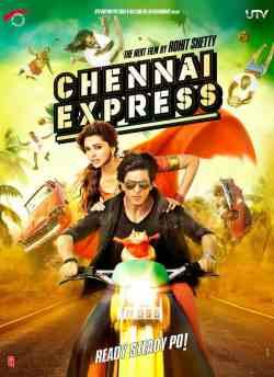 चेन्नई एक्सप्रेस movie poster