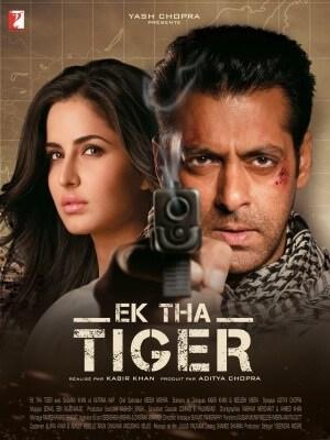 एक था टाइगर movie poster