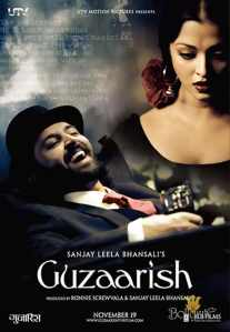 Guzaarish Poster