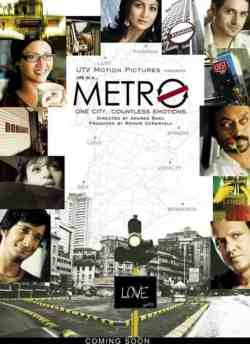Life in a Metro movie poster
