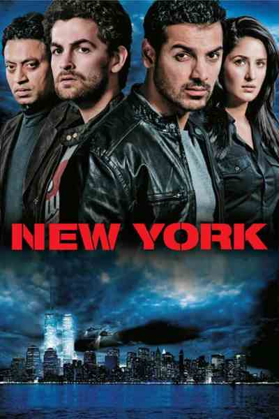 न्यू यॉर्क movie poster