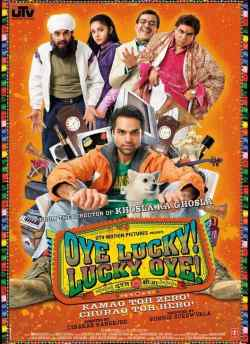 Oye Lucky! Lucky Oye! movie poster