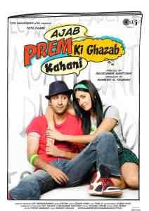 Ajab Prem ki Ghazab Kahani Poster