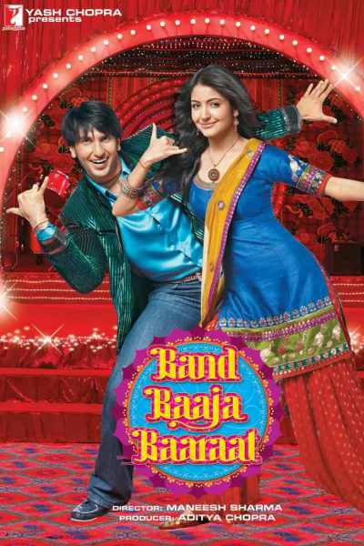 Band Baaja Baraat movie poster